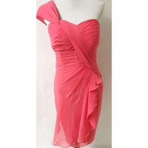 One Shoulder Dress Size Large